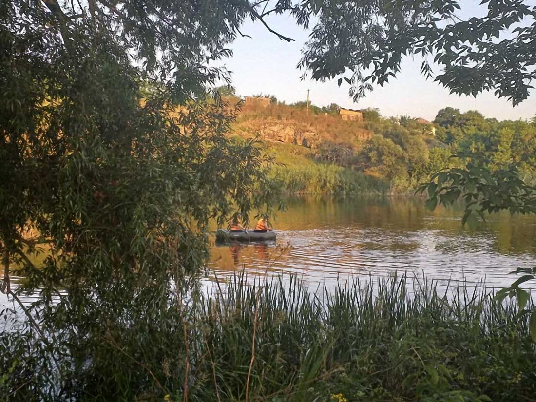 Без Купюр На Кіровоградщині дістали з річки загиблого Події  новини загибель на воді ДСНС 2021 Липень