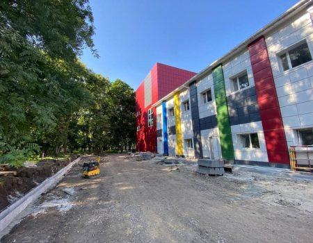 У Кропивницькому завершують другу чергу реконструкції школи олімпійського резерву №2