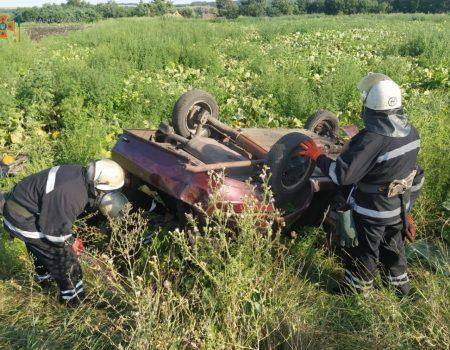 ДТП на Кіровоградщині: одна людина загинула, троє – постраждало, серед них дитина. ФОТО