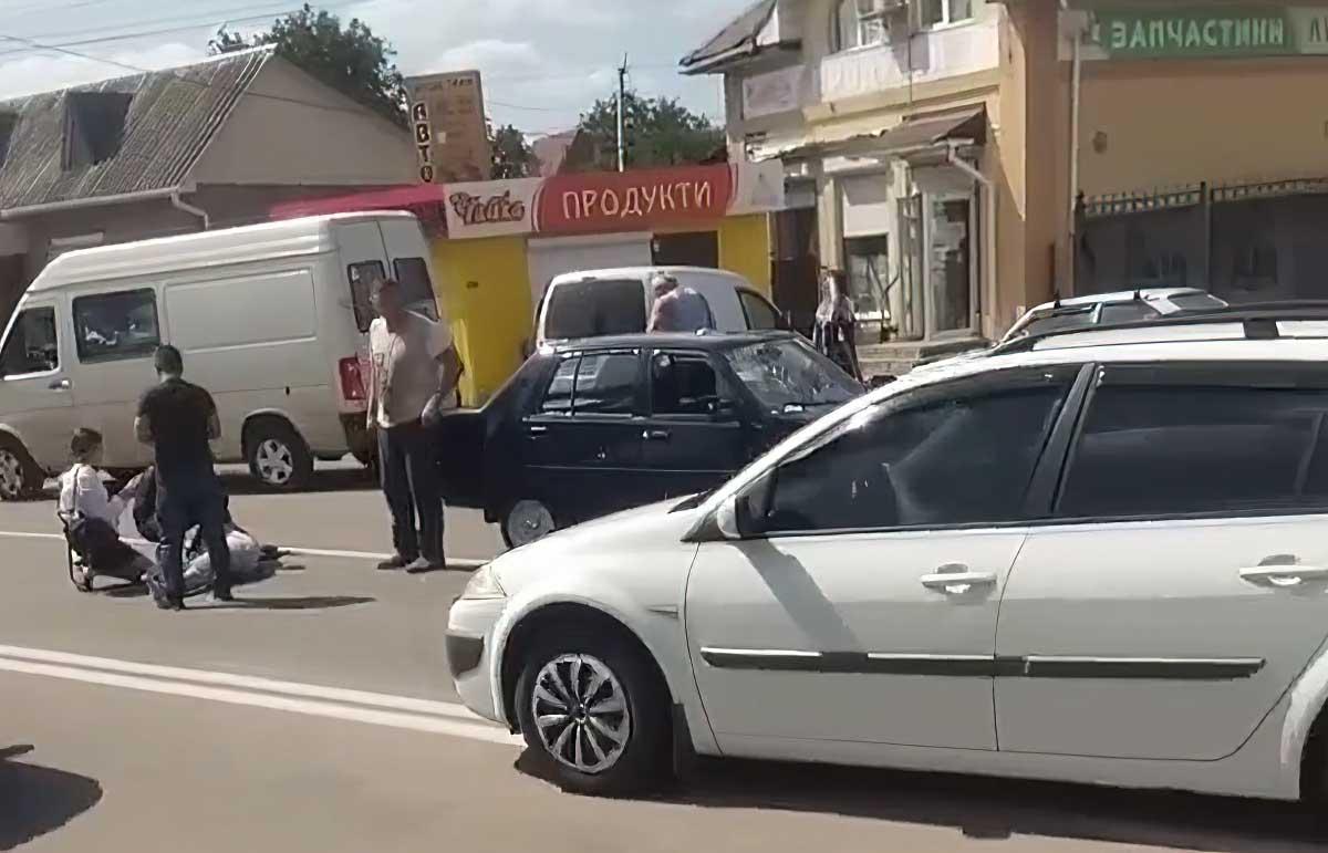 Без Купюр У Кропивницькому збили жінку-пішохода За кермом  новини Кропивницький Кіровоградщина ДТП 2021 рік