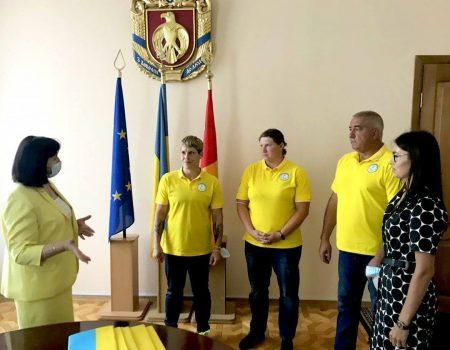 Троє спортсменок із Кіровоградщини представлятимуть Україну на Паралімпійських іграх