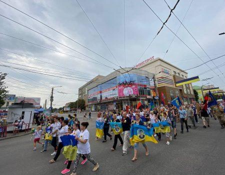 У Кропивницькому вшанували пам'ять загиблих у російсько-українській війні. ФОТО