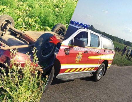 Водій, який скоїв смертельну ДТП на Кіровоградщині, був у стані сильного алкогольного сп'яніння