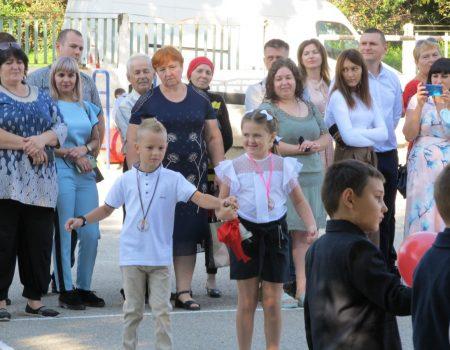 Для 97 тисяч школярів Кіровоградщини розпочався новий навчальний рік