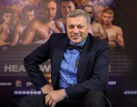 Кропивницький тренер із боксу судитиме бій Олександра Усика проти Ентоні Джошуа в Лондоні