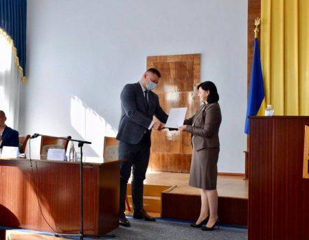 Марія Чорна представила голову Кропивницької РДА. ФОТО