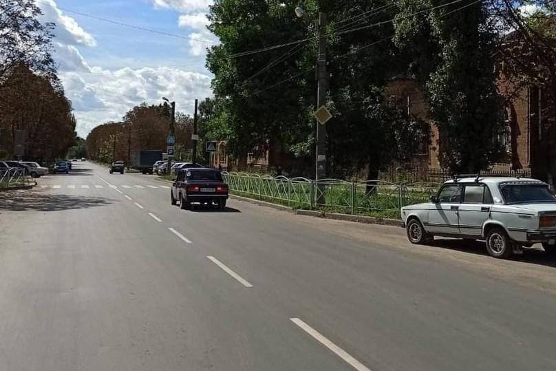 Без Купюр У Новомиргороді завершили ремонт центральної вулиці. ФОТО За кермом  новини Кропивницький Кіровоградщина 2021 рік