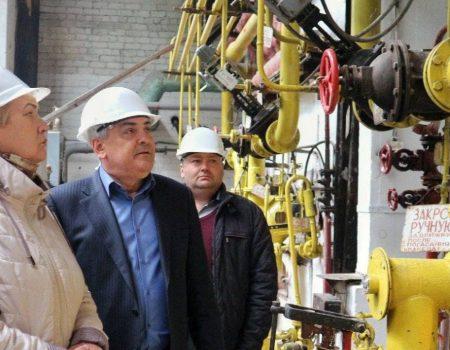 Міністерство розвитку громад і ОДА перевірили готовність Світловодська до опалювального сезону